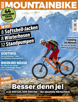 MOUNTAINBIKE 1/2017
