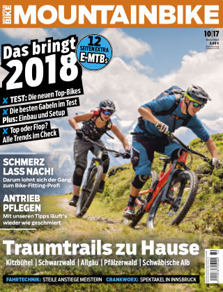 MOUNTAINBIKE 10/2017