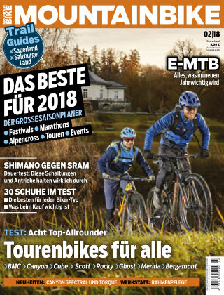 MOUNTAINBIKE 02/2018