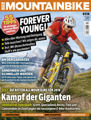 MOUNTAINBIKE 03/2018