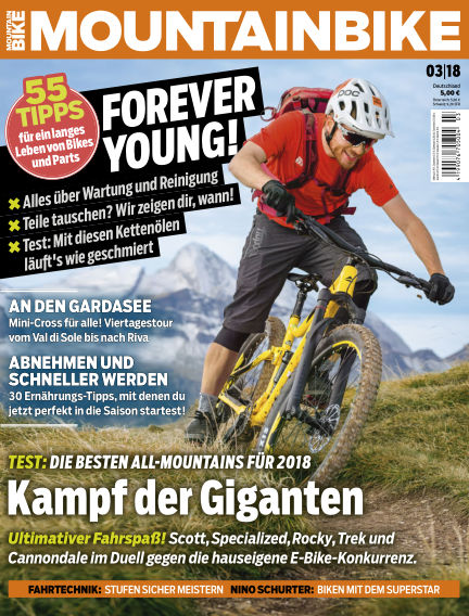 MOUNTAINBIKE February 05, 2018 00:00