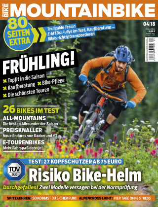 MOUNTAINBIKE 04/2018
