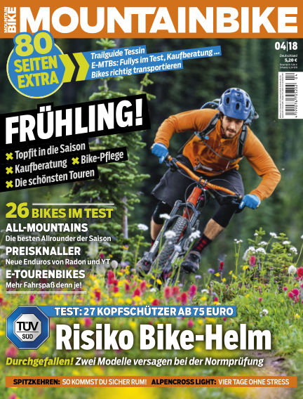 MOUNTAINBIKE March 05, 2018 00:00