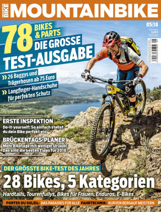 MOUNTAINBIKE 05/2018