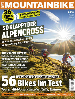 MOUNTAINBIKE 06/2018