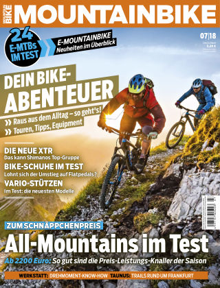 MOUNTAINBIKE 07/2018