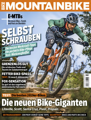 MOUNTAINBIKE 10 2018