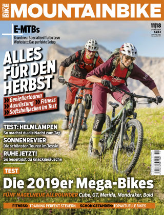MOUNTAINBIKE 11 2018