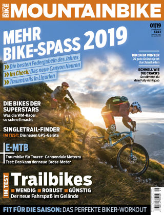 MOUNTAINBIKE 01 2019