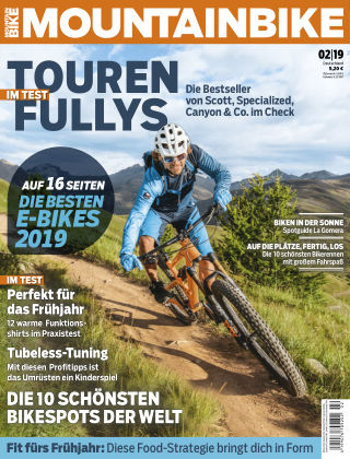 MOUNTAINBIKE 02 2019