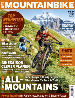 MOUNTAINBIKE 03 2019