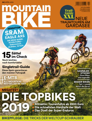 MOUNTAINBIKE 04 2019