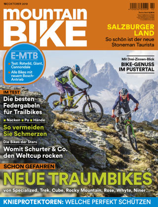 MOUNTAINBIKE 10 2019