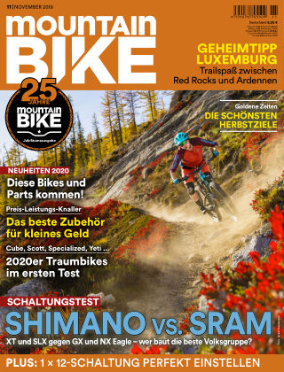 MOUNTAINBIKE 11 2019