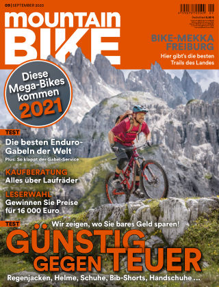 MOUNTAINBIKE 09 2020