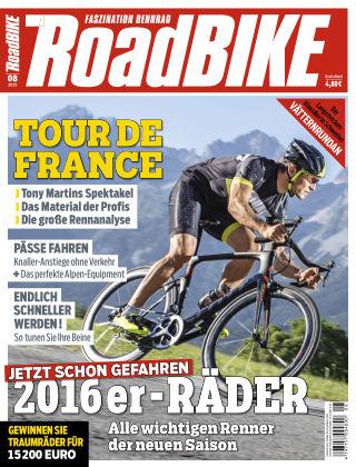 RoadBIKE 08/2015