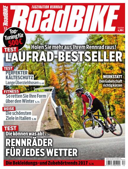 RoadBIKE November 09, 2016 00:00