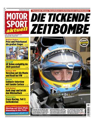 MOTORSPORT aktuell 05/2016