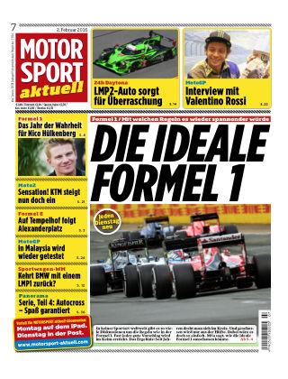 MOTORSPORT aktuell 07/2016