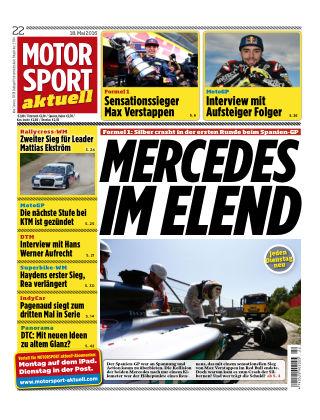MOTORSPORT aktuell 22/2016