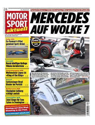 MOTORSPORT aktuell 24/2016