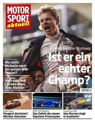 MOTORSPORT aktuell  04/2017