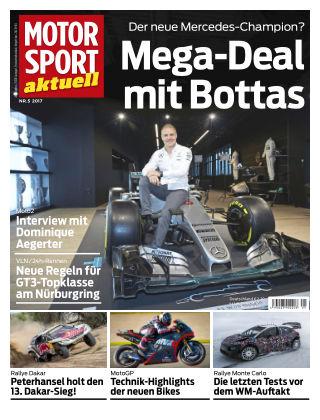 MOTORSPORT aktuell  05/2017