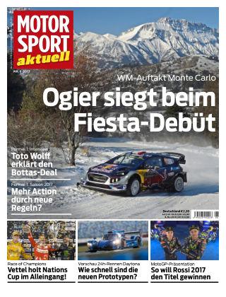 MOTORSPORT aktuell  06/2017