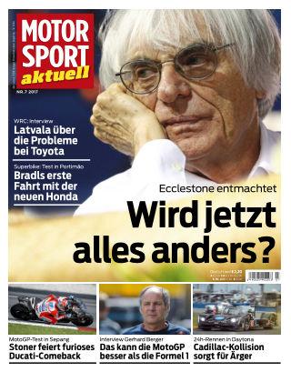 MOTORSPORT aktuell  07/2017
