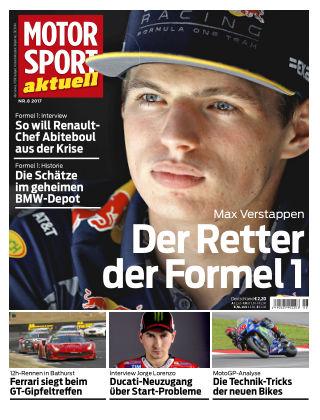 MOTORSPORT aktuell 08/2017