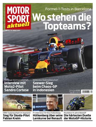 MOTORSPORT aktuell 12/2017
