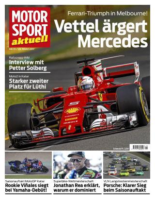 MOTORSPORT aktuell  15/2017