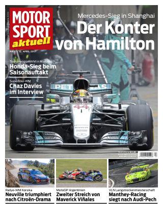 MOTORSPORT aktuell  17/2017