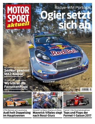 MOTORSPORT aktuell 23/2017