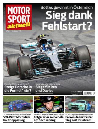 MOTORSPORT aktuell 30/2017