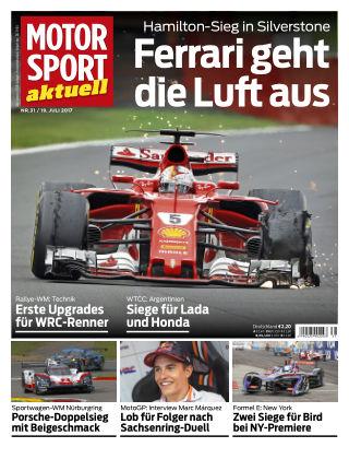 MOTORSPORT aktuell 31/2017