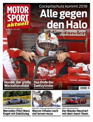 MOTORSPORT aktuell 32/2017