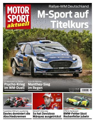 MOTORSPORT aktuell  36/2017