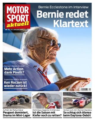 MOTORSPORT aktuell 04/2018