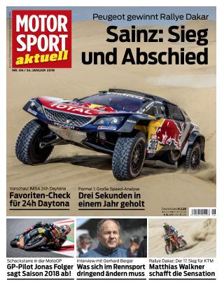 MOTORSPORT aktuell 06/2018
