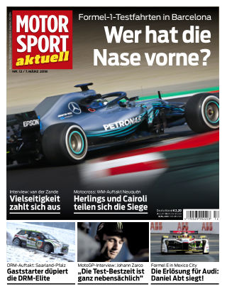MOTORSPORT aktuell 12/2018
