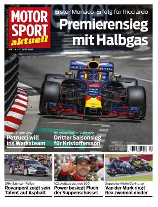 MOTORSPORT aktuell  24/2018