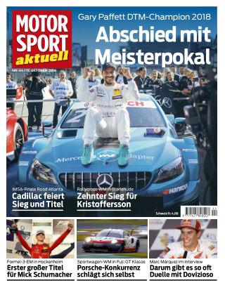 MOTORSPORT aktuell  44/2018