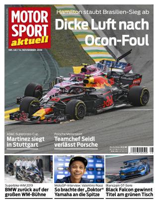 MOTORSPORT aktuell 48/2018