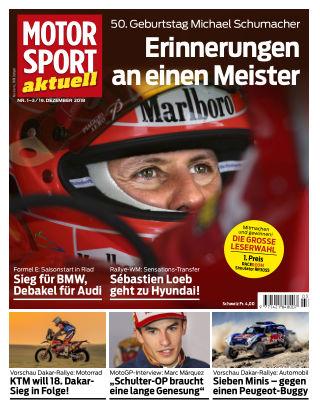 MOTORSPORT aktuell  03/2019