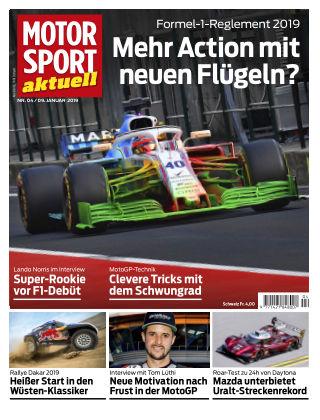 MOTORSPORT aktuell 04/2019