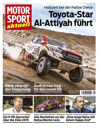 MOTORSPORT aktuell 05/2019