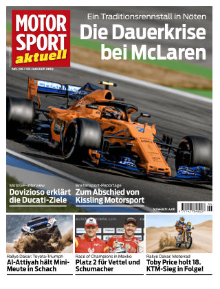 MOTORSPORT aktuell 06/2019