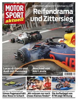 MOTORSPORT aktuell 24 2019