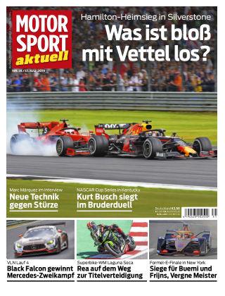 MOTORSPORT aktuell 31 2019